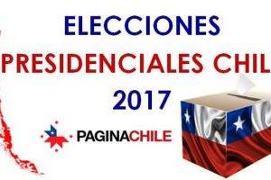 Elecciones en Chile: lo mínimo de los partidos políticos