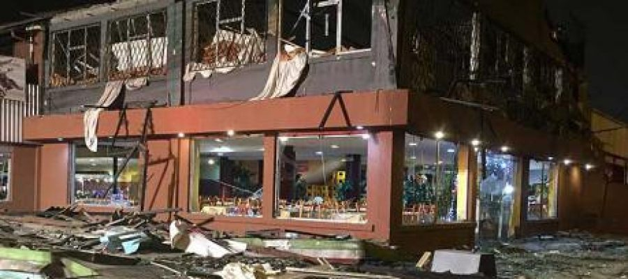 Explosión del restaurante Toronto: ¿menú de irresponsabilidades?