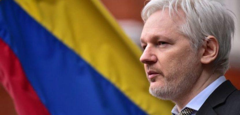 Nuestro compatriota Assange