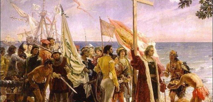 Dios, Colón y la representación colonial de América