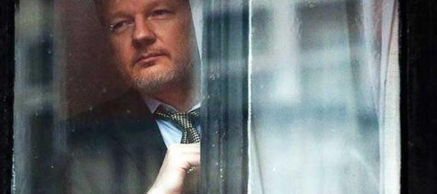 La incomunicación de Assange
