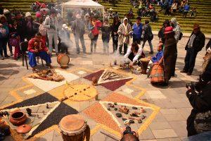 Calendario Ecuatorial Andino, sabiduría milenaria al aula escolar
