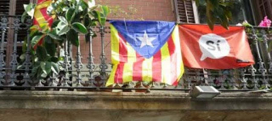 Banderas de Catalunya