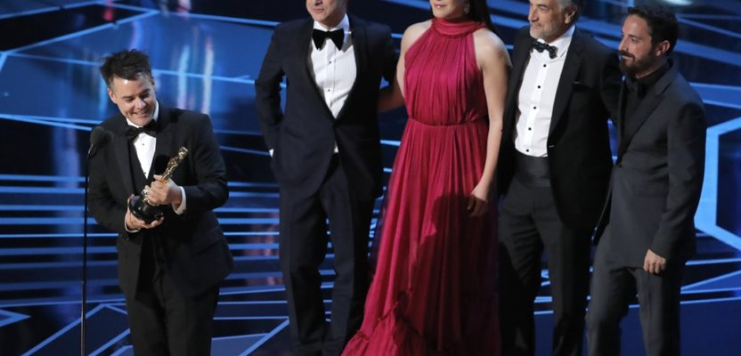 Oscar chileno, por Una Mujer fantástica