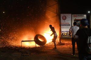 Nicaragua: Protesta y represión