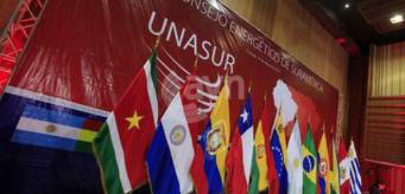 Geopolítica del Poder: UNASUR en un mundo de bloque(o)s