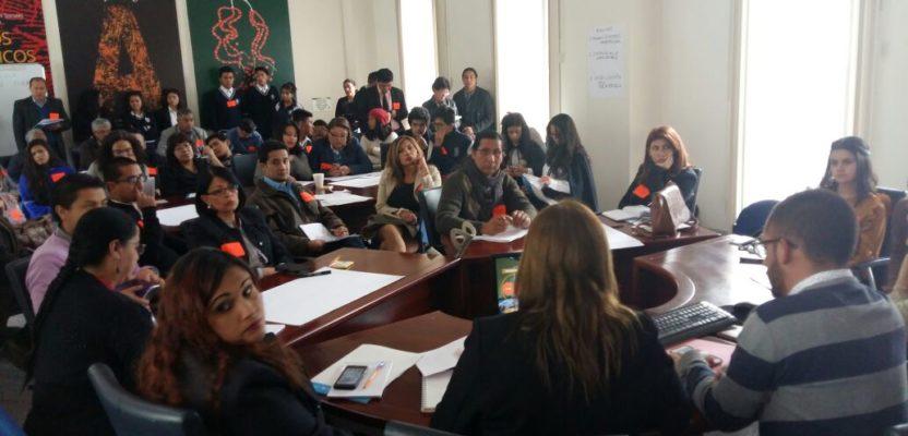 Promisorio inicio de acuerdo nacional por la educación