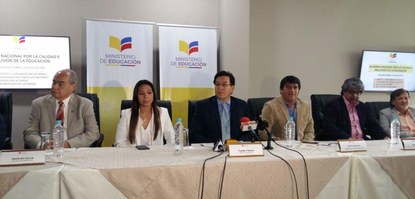 Encuentro nacional para transformar la educación
