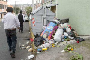 La profunda crisis de Quito