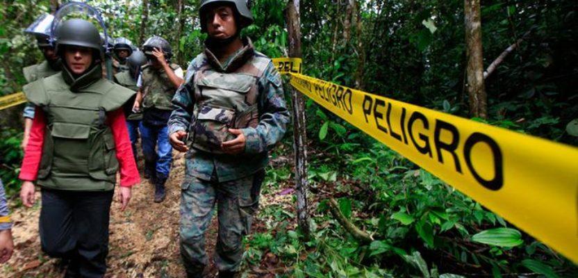 Ecuador una isla de paz, ¿un mito?