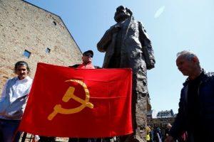 Marx todavía da motivos para hablar