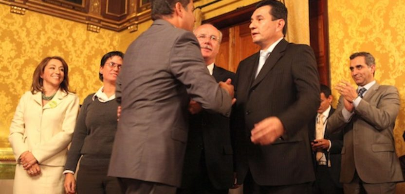 Pablo Romero, implicado en caso Balda queda libre en España