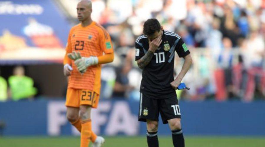 Messi y Salka Valka
