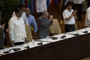 Concluye XXIV Foro de Sao Paulo: Latinoamérica vive retroceso político