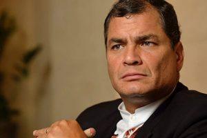 Caso Correa: un tema de derechos humanos