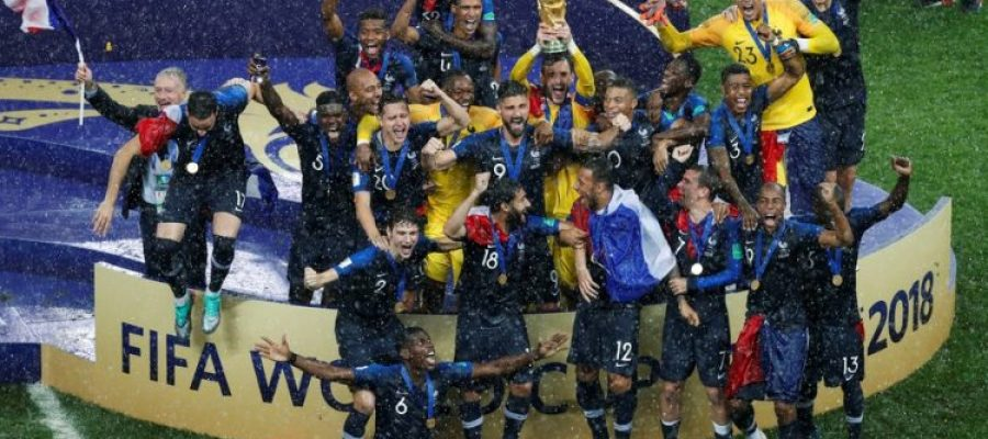 Un Mundial diverso y colectivo
