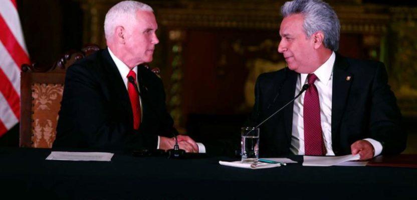 Resultado de imagen para Moreno y Pence: frente a frente