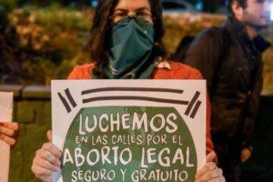 Argentina dice no al aborto legal