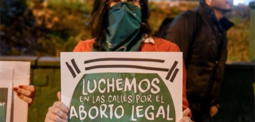 Argentina dice no al aborto legal