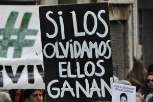 Alegato por los periodistas desaparecidos