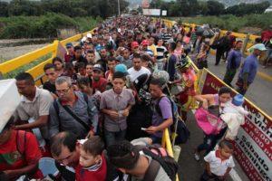 Migración venezolana: un problema continental