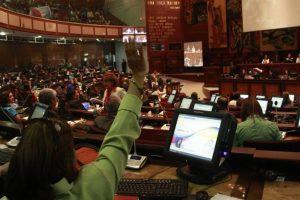 Diezmos parlamentarios: corrupción legislativa oficial