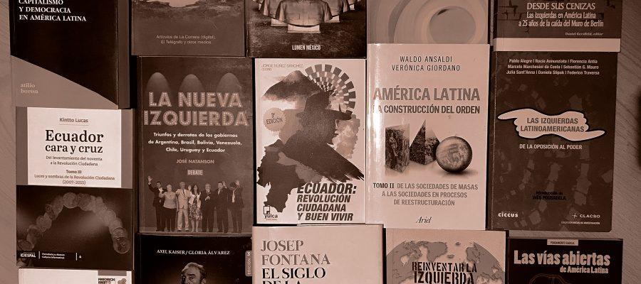 Ecuador:¿y otros escritos sobre la década?