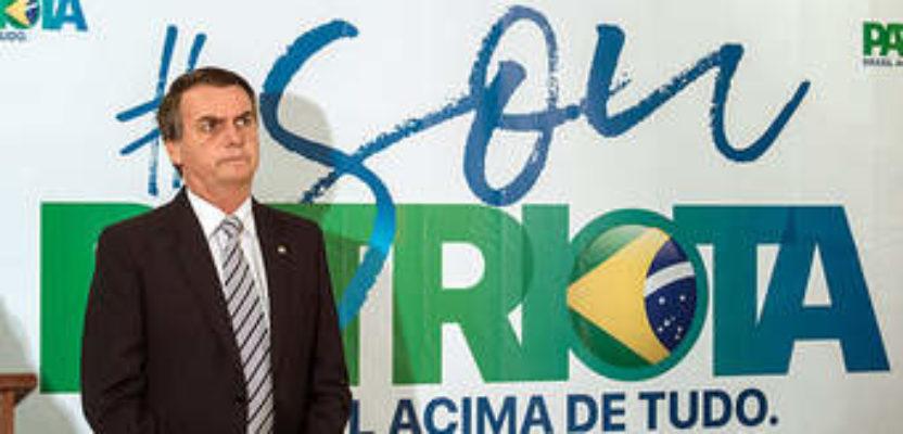 ¿El neofascismo a las puertas de Brasil?