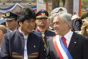Chile y Bolivia, un mar de contradicciones