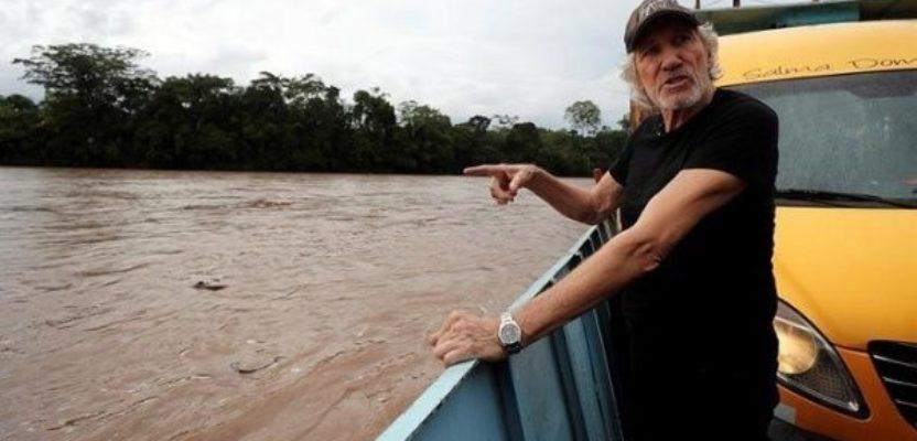 Roger Waters, un artista comprometido con la vida