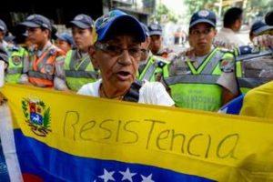 Golpe de mano en Venezuela