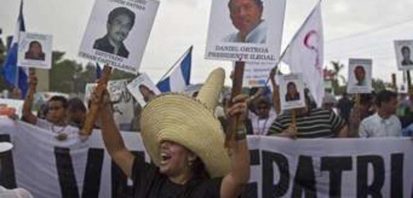 Carta por Nicaragua