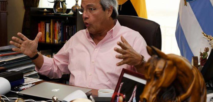 Jimmy Jairala, un candidato de unidad y cambio