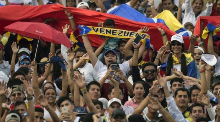 Venezuela en la cresta del oleaje