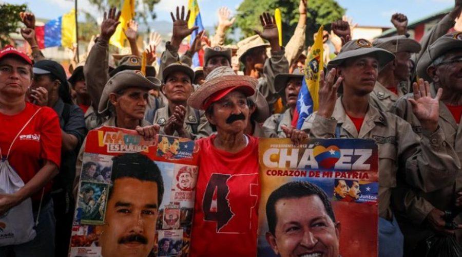 La crisis venezolana y la confusión de la izquierda
