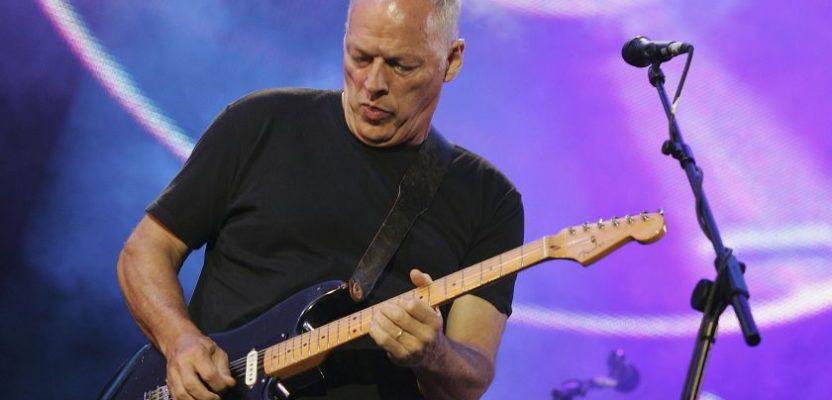 Subastan guitarras de Pink Floyd