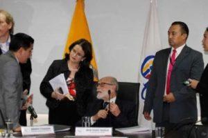 Ecuador y el colmo del cinismo político
