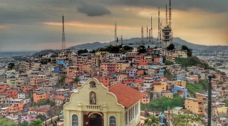 La batalla por Guayaquil
