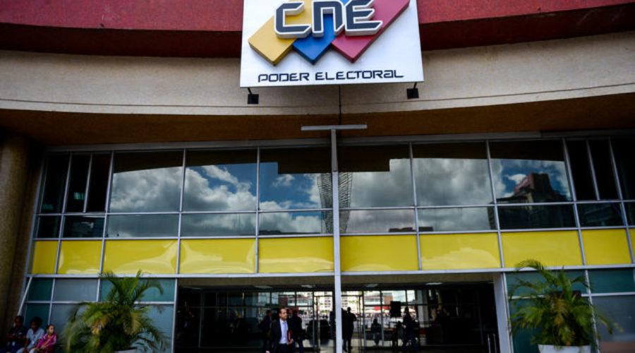 Denuncian un bochorno electoral que se prepararía desde el CNE