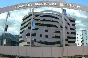 OEA pide al CNE defina pronto las reglas del juego electoral