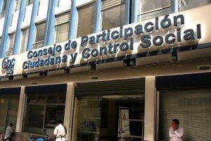 Elección del Consejo de Participación Ciudadana: una batalla por la democracia