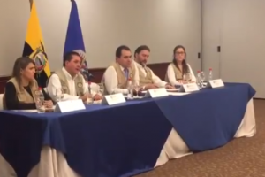 OEA informa de irregularidades en proceso electoral