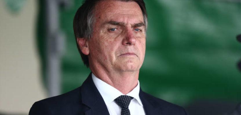 Popularidad de Bolsonaro en Brasil se derrumba