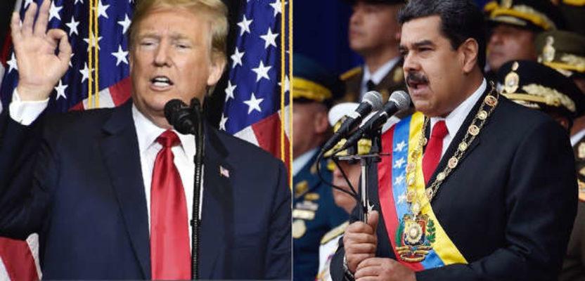 Los hombres del Presidente y la injerencia norteamericana en Venezuela