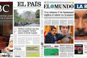 La guerra mediática contra Venezuela
