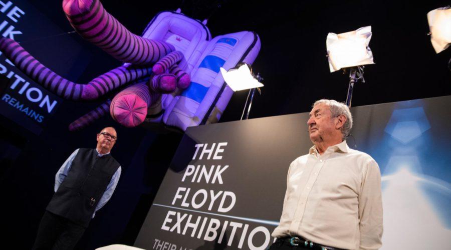Pink Floyd, una leyenda viva.