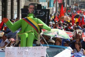 ¿Ecuador rumbo a la  prosperidad?