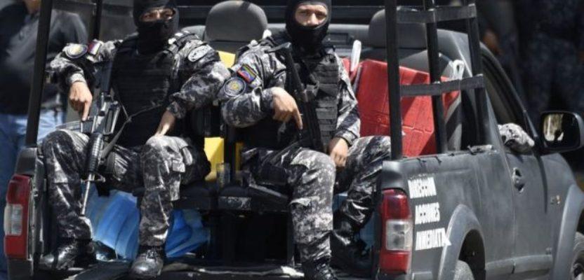 El fiasco de la CIA en Venezuela