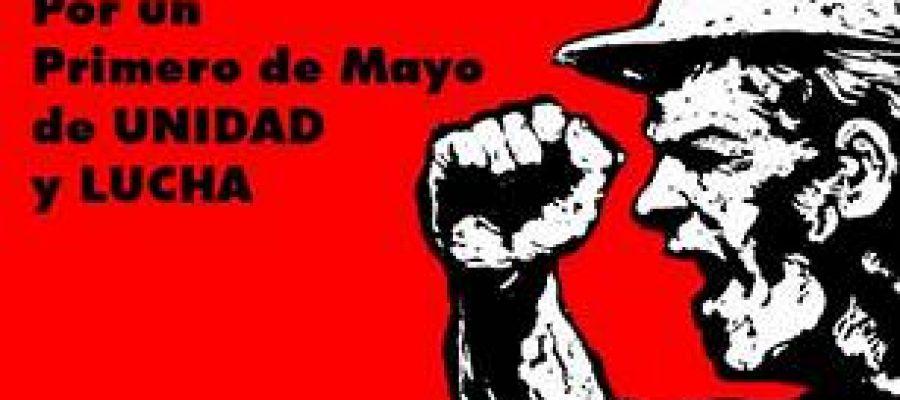 Un Primero de Mayo de lucha