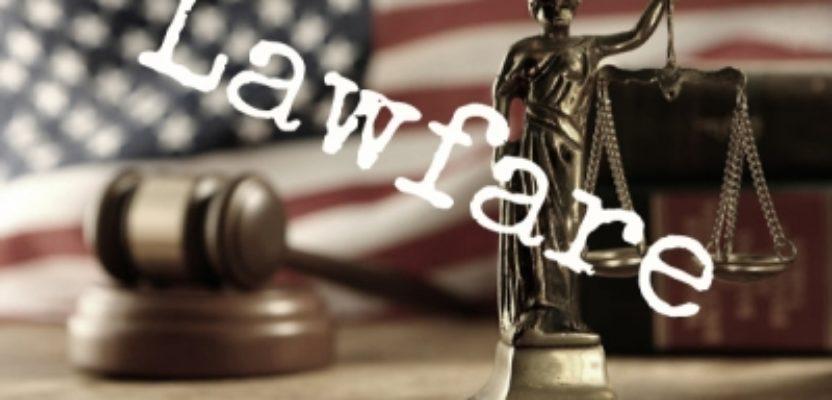 Lawfare o el pecado político de la guerra jurídica